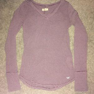 Long Sleeve Hollister Shirt